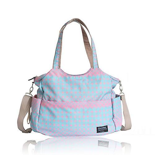 Baby Changing Bag- Retro Dotty Design
