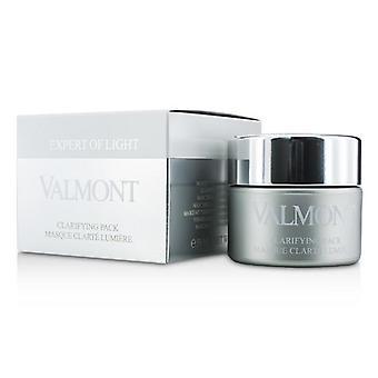 Valmont Expert of Light Clarifying Pack (clariciando e amp; Máscara Esfoliante Iluminadora) - 50ml/1.7oz