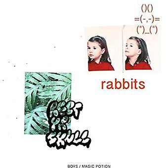 Boys / Magic Potion - Rabbits / Rest Yr Skull [Vinyl] USA import