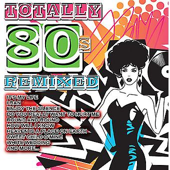 Various Artist - Totally 80s Remixed [CD] USA import
