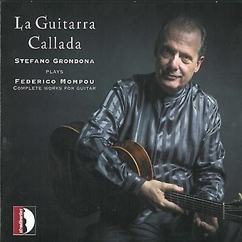 Scarlatti / Grondona - Guitarra Callada / Complete Works for Guitar [CD] USA import