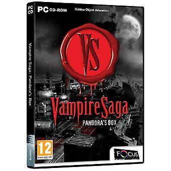 Vampire Saga Pandoras Box (PC CD) - New