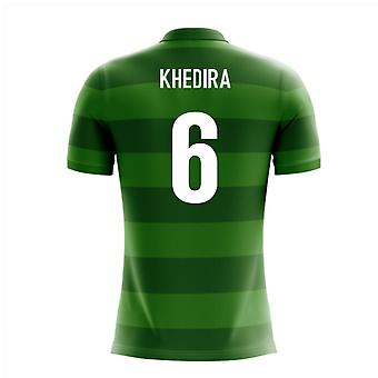 2020-2021 Germany Airo Concept Away Shirt (Khedira 6)