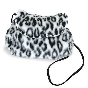Taske Leo Snow Leopard Plys pung