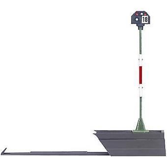 Märklin 76472 H0 Lekki sygnał wysokiego zatrzymania Zmontowany DB