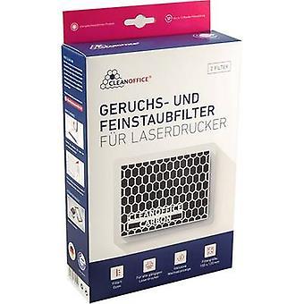 Clean Office Carbon Laserdrucker Feinstaub/Ozonfilter Selbstklebend 2 Stück