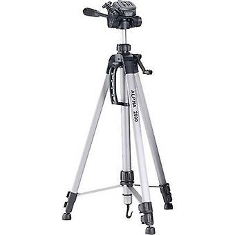 Cullmann Alpha 2800 Tripod 1/4 Working height=67.5 - 184.5 cm Aluminium incl. bag, Ball head, 360 degree tilting