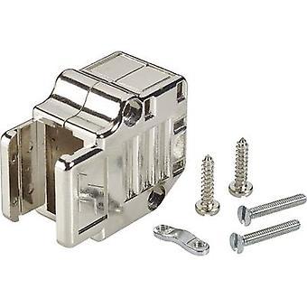 FCI D-SUB D-SUB kotelon määrä nastoja: 25 muovi, metalloitu 90 ° hopea 1 kpl/s