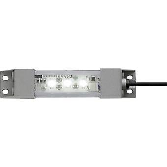 Idec Industrial LED indicator light LF1B-NA3P-2THWW2-3M White 1.5 W 60 lm 24 V DC (L x W x H) 134 x 27.5 x 16 mm 1 pc(s)