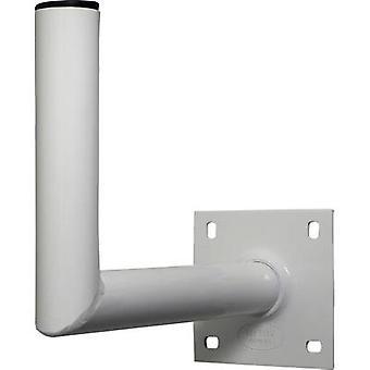 SAT 10735 SAT väggfäste Projektionsavstånd: 35 cm Lämplig för skålenstorlek: Ø < 90 cm Vit