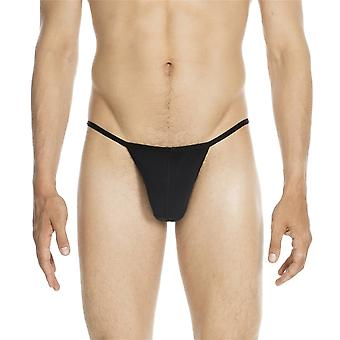 HOM Plume G-String - Black