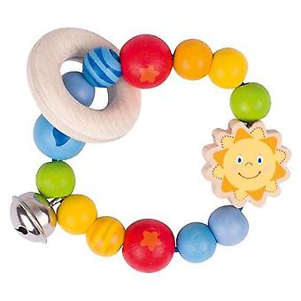 Heimess Touch Ring Rattle Elastic Sun