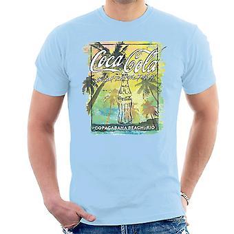 T-shirt Coca-Cola Brasil Rio masculina