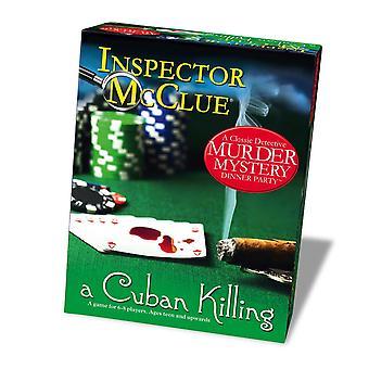 Inspector McClue Murder Mystery - A Cuban Killing
