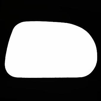 Rechte Fahrerseite Aufkleben Spiegelglas für Fiat MAREA 1996-2007