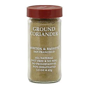 Morton & Bassett solului coriandru