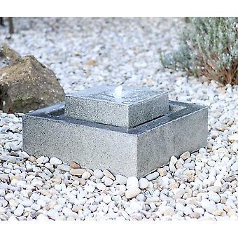Fountains fountains garden fountains FoScala 48 x 48 x 23 cm 10770
