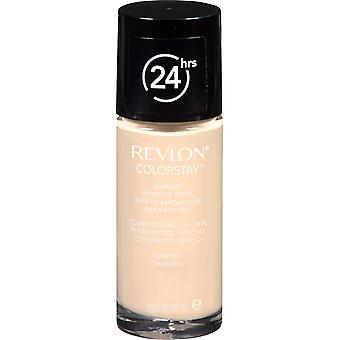 Revlon Colorstay Make-up Kombination/Ölige Haut-150 Buff 30ml