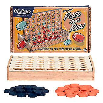 Ridley ' s négy egy sorban játék