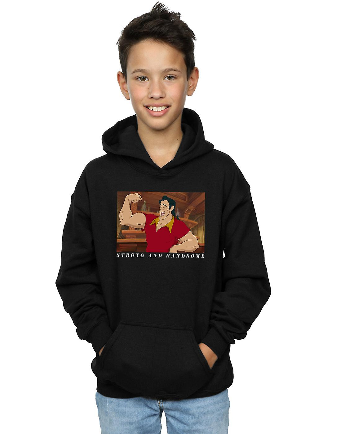 Disney Boys Beauty And The Beast Handsome Brute Hoodie