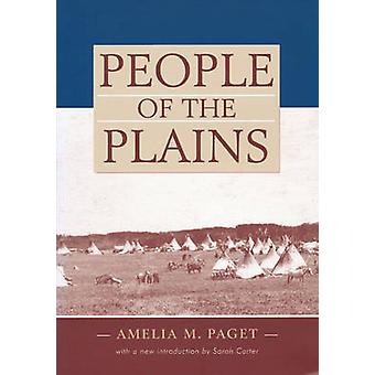 People of the Plains by Amelia M. Paget - Sarah Carter - 978088977159