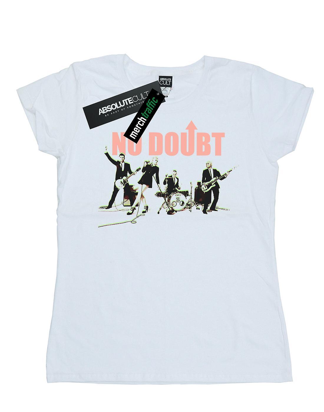 No Doubt Women's Photo Glow T-Shirt