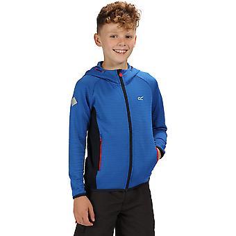 Regatta jongens & meisjes Tarnley roemen Stretch Zip van jas