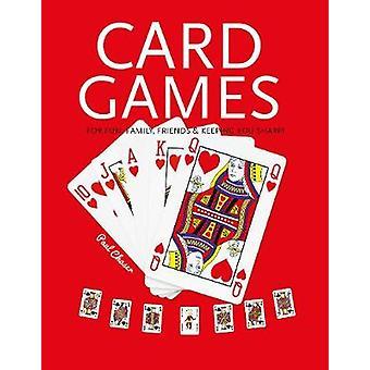 Kaartspellen - Fun - Familie - Vrienden en Keeping You Sharp door Paul Ch