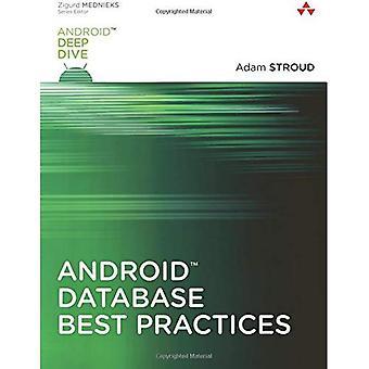 Android Database beste praksis (Android dypdykk)