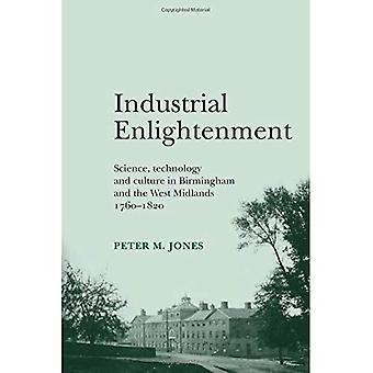 L'illuminazione industriale: Scienza, tecnologia e cultura a Birmingham e West Midlands 1760-1820