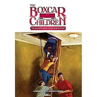 Forsvinner trapp mysteriet (Boxcar barn)