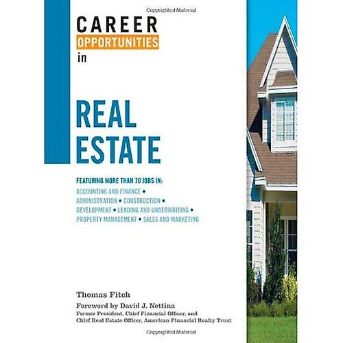 Career Opportunities in Real Estate