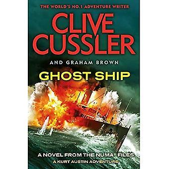 Ghost Ship: NUMA Files #12 (NUMA-tiedostot)