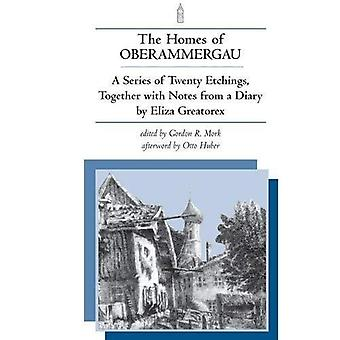 Huizen van Oberammergau (NotaBell Books)