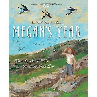 Megans année: Une histoire de voyageurs irlandais