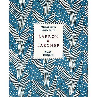 Barron & Larcher tekstil designere