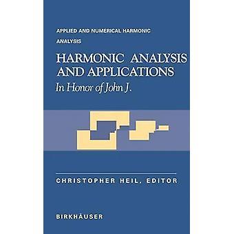 Harmonisk analyse og programmer etter John J. Benedetto av Heil & Christopher