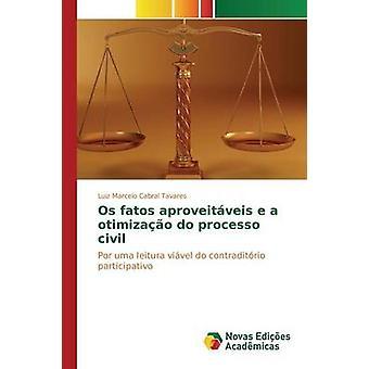 Os fatos aproveitveis e a otimizao do processo civil by Cabral Tavares Luiz Marcelo