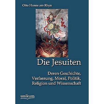 Sterven Jesuiten door Henne ben Rhyn & Otto