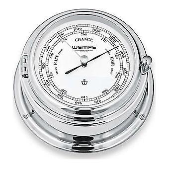 Wempe chronometer Stahlwerke Bremen II barometer CW360002