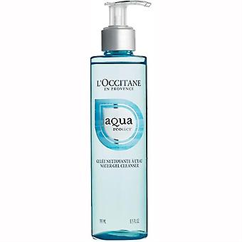 L'Occitane Aqua Reotier Water Gel Cleanser 6.5oz / 195ml