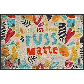 Salon lion doormat Hi mats of washable mats