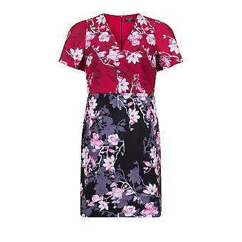 Paper Dolls Curvy Womens/Ladies Blossom Print Bodycon Dress