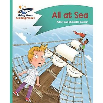 Reading Planet - All at Sea - Turquoise - Comet Street Kids by Adam Gu
