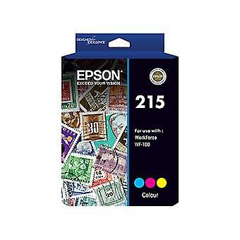 Carrello inchiostro a colori Epson 215