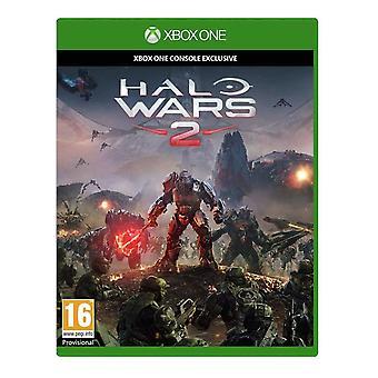 Halo Wars 2 Xbox een spel (Engels/Arabisch vak)