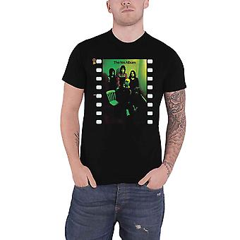 Yes T Shirt The Yes Album Band Logo new Official Mens Black