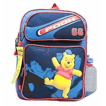 Medium Backpack - Disney - Winnie the Pooh (w/ Water Bottle) Bag 28176