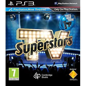TV Superstars - Move Compatible (PS3) - Neu