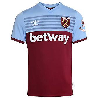 2019-2020 West Ham Etusivu jalka pallo paita
